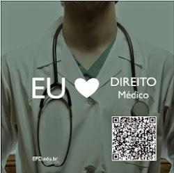 PÓS-GRADUAÇÃO EM DIREITO MÉDICO - EPD (SÃO PAULO)