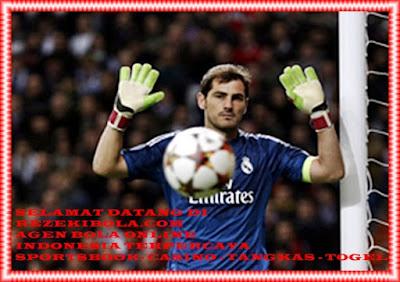 REZEKIBOLA.COM | AGEN BOLA, AGEN CASINO, AGEN TOGEL ONLINE INDONESIA TERPERCAYA - Casillas harus akhiri karier di madrid