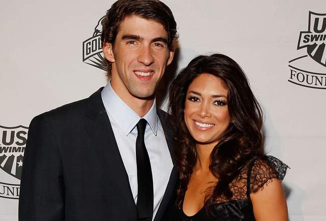 Who is michael phelps dating august 2012