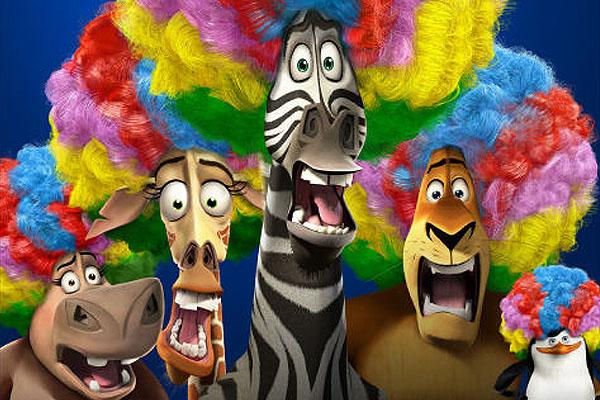 Film comique parlant d'animaux. Quel film est-ce ?