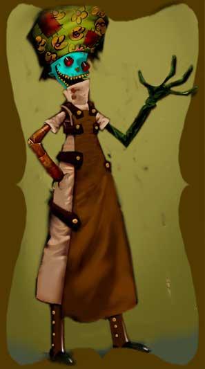 los personajes mas locos de los videojuegos DrLoboto_conceptArt