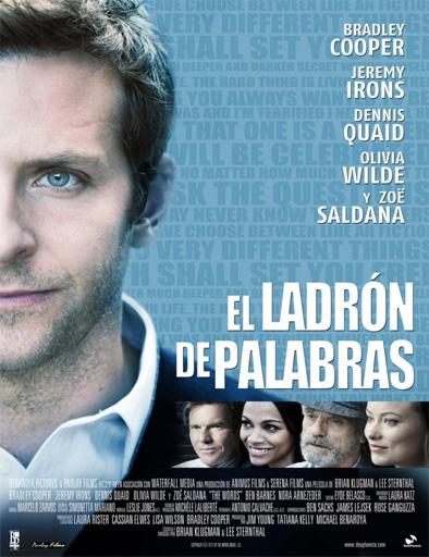 Ver El ladrón de palabras (The Words) (2012) Online