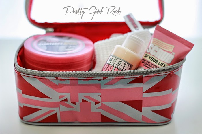 Soap & Glory Products Review - Scrub of Your Life, Righteous Butter, Clean on Me, Flake Away Body Pollish