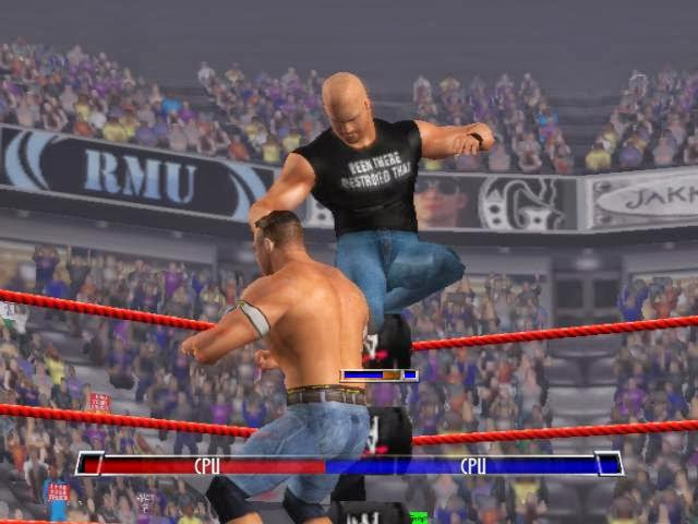 WWE Raw Ultimate Impact 2011 Free Download For Pc - Big Download -- PC Games, PC Game Downloads