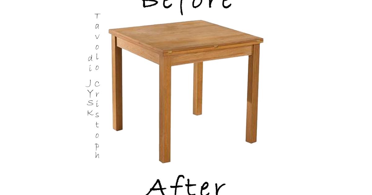 Il blog di el tavolo cucina fai da te - Tavolo cucina fai da te ...