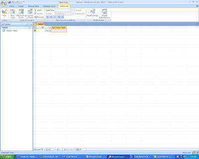 Membuka dan Menutup Microsoft Access