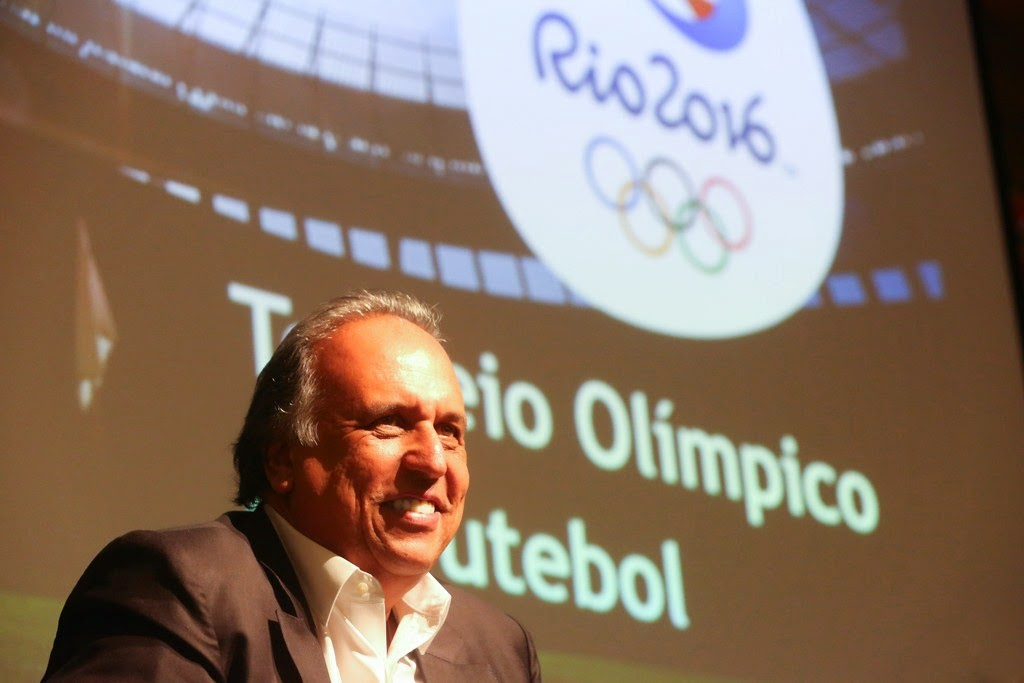 Rio 2016 anuncia cidades que poderão sediar jogos de futebol nas Olimpíadas