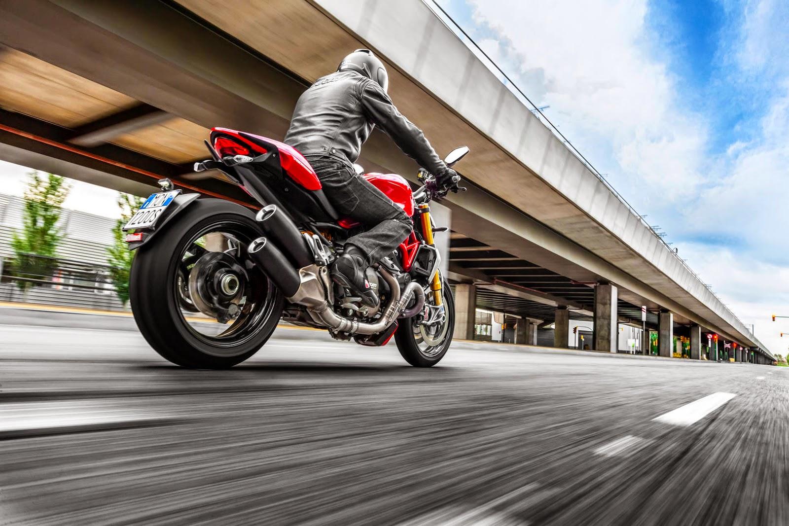 Ducati Monster 1200 S: The High Tech Power Real Monster
