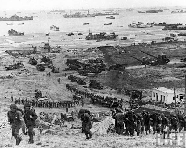 Desembarco de Normandía - 2GM