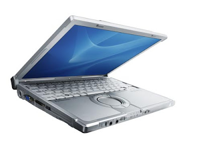 new Panasonic Toughbook CF-W7