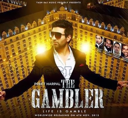 Preet Harpal - The Gambler Album Songs