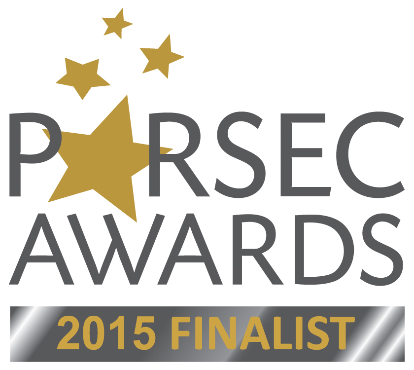 Parsec Awards 2015 Finalist