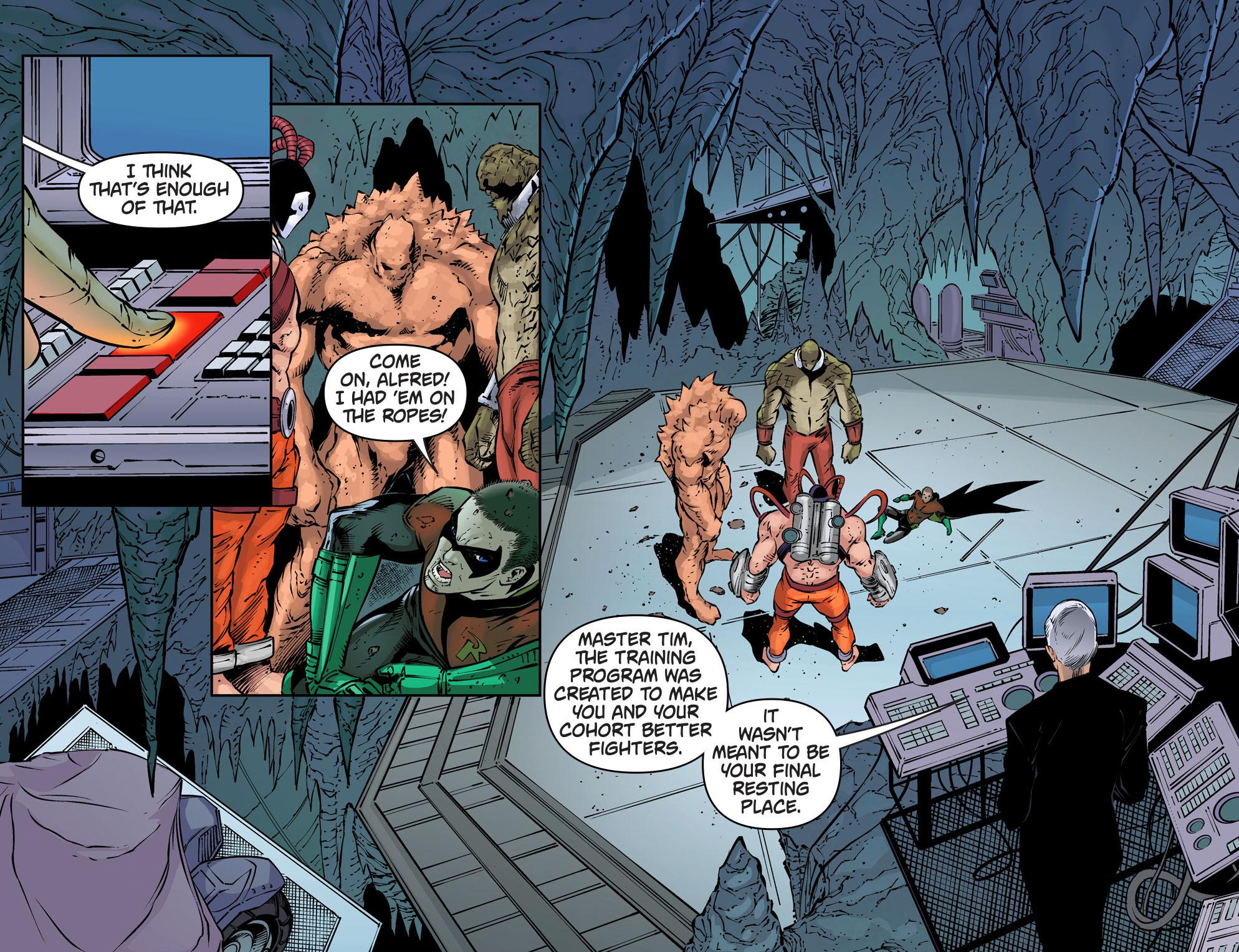 Batman: Arkham Knight [I] Issue #27 #29 - English 9