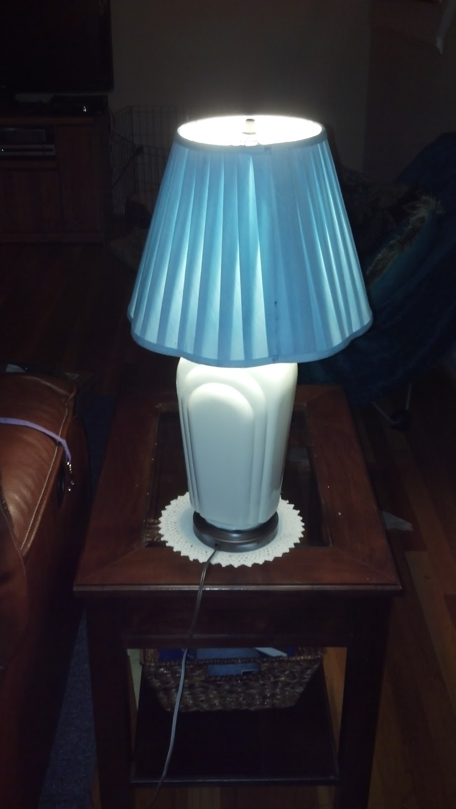 Do Salt Lamps Leak Water : Glitter and Salt: The Lamp Saga Pt. 2 and 3