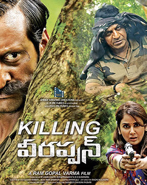 Killing Veerappan 2016 DvDRiP Full Hindi Movies Watch and Download