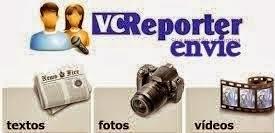 VOCÊ REPORTER DO BLOG