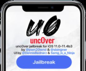 unc0ver جيلبريك jailbreak iOS 11.4 – 11.0