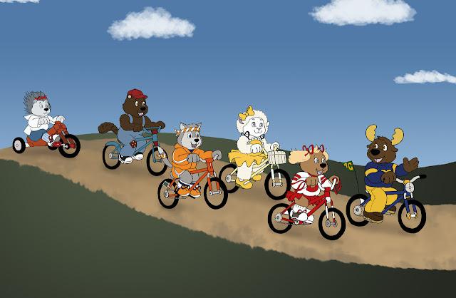 Biker Gang por KrDoz