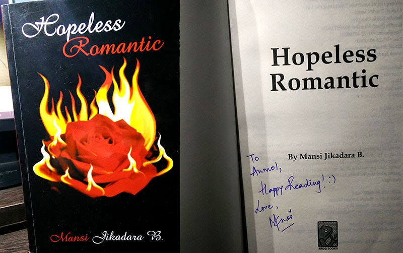Hopeless Romantic (Mansi Jikandara B.) - Review