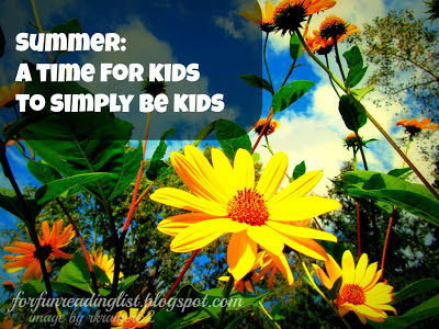 A Time for kids to simply be kids