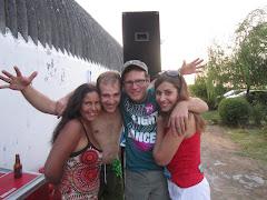 Silvia, Sapa, Dj_MC & Sara