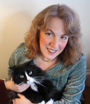 Author Clea Simon of The Pet Noir Series, Theda Krakow Mysteries, and Pru Marlowe