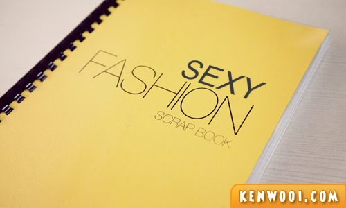 sexy fashion book