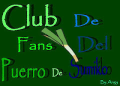 Club de Fans del Puerro de Sumiko!