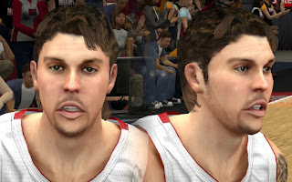 NBA 2K13 Mike Miller Cyber Face Modding