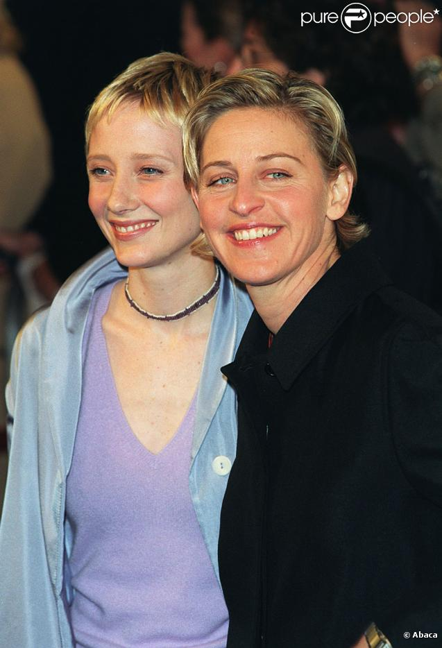 Anne Heche couple