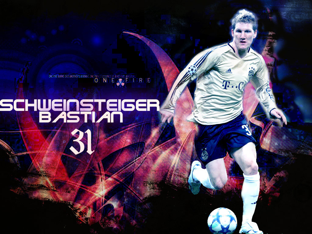 Bastian Schweinsteiger Fresh HD Wallpapers 2013