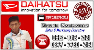 Sales & Marketing Daihatsu