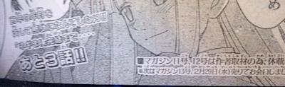 mahou sensei negima finalizara en marzo