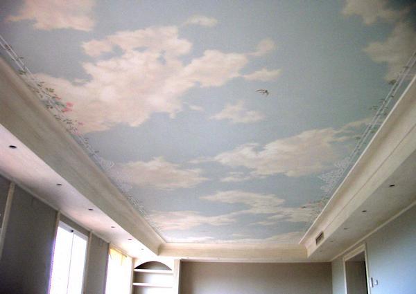 Pascual juli n pintura decorativa - Escayola decorativa techo ...