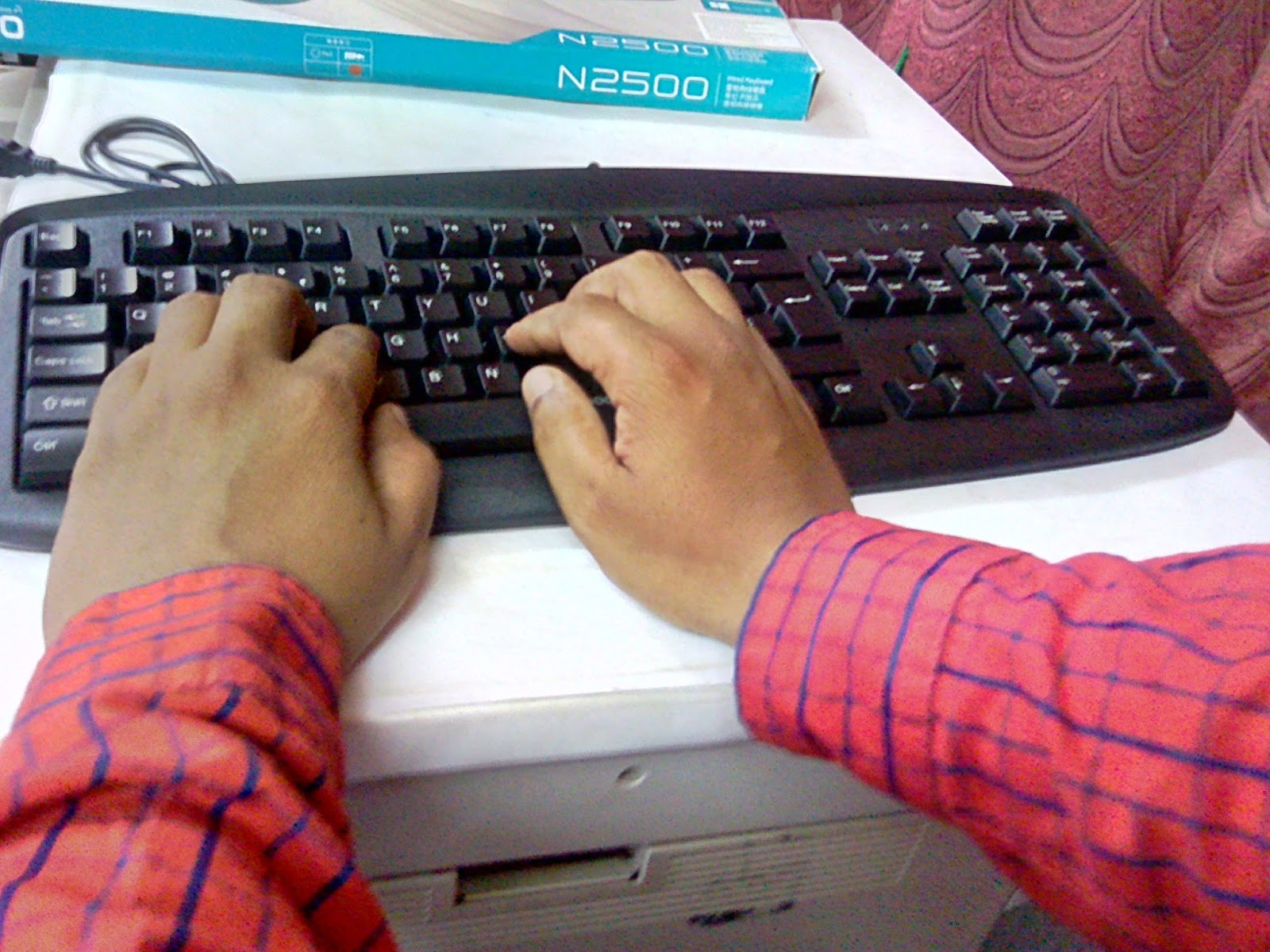 Rapoo N2500 Keyboard Price, Specification & Unboxing