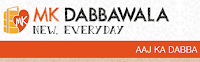 MK Dabbawala at Flat 50% OFF on Minimum Rs.500