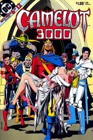 Download Camelot 3000 Comic