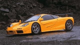 gambar mobil McLaren F1_sebagai mobil tercepat
