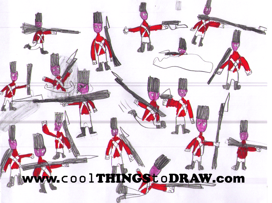 Drawing ideas for kids cool easy things to draw that for Cool stuff to sketch