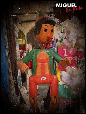 Pinocho-Florencia