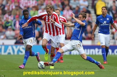 Prediksi Stoke City Vs Leicester 19 September 2015