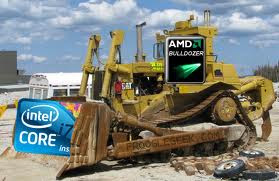 AMD bulldozer Vs Core i7