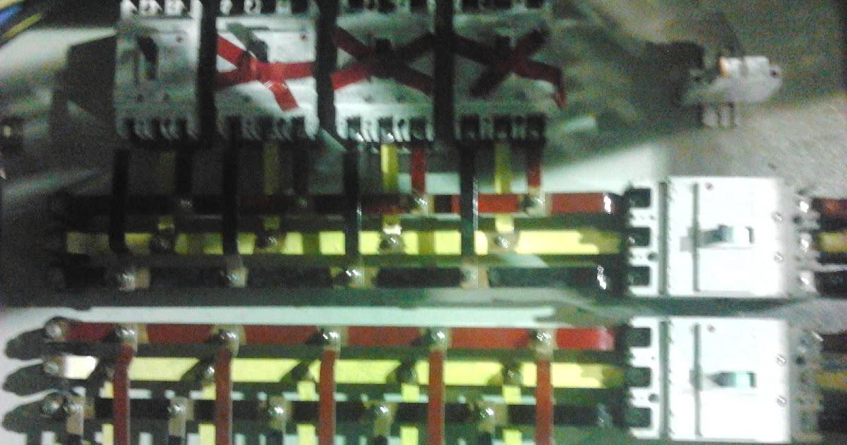 Etnik Sugitama Engineering  Panel Feeder 380 3 Phase 500 Ampere