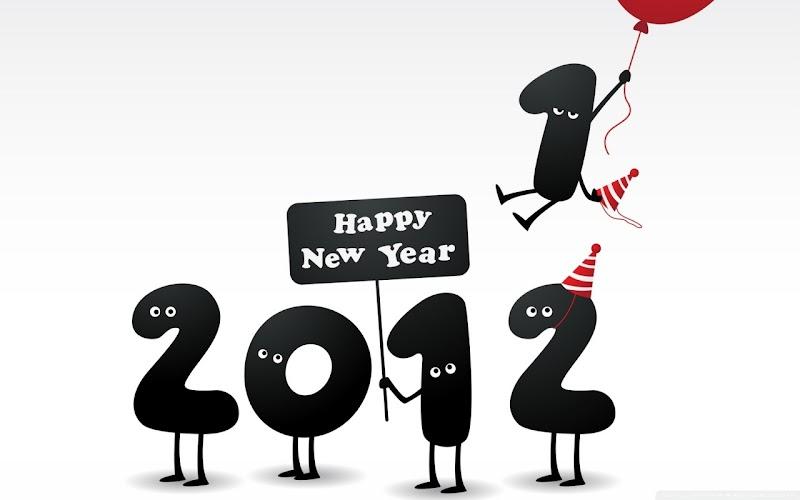 Bye 2011, Hi 2012 ~ ♥♥