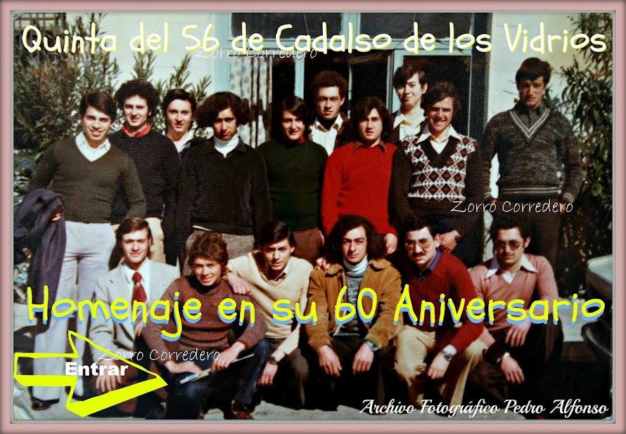 Homenaje a la Quinta del 56