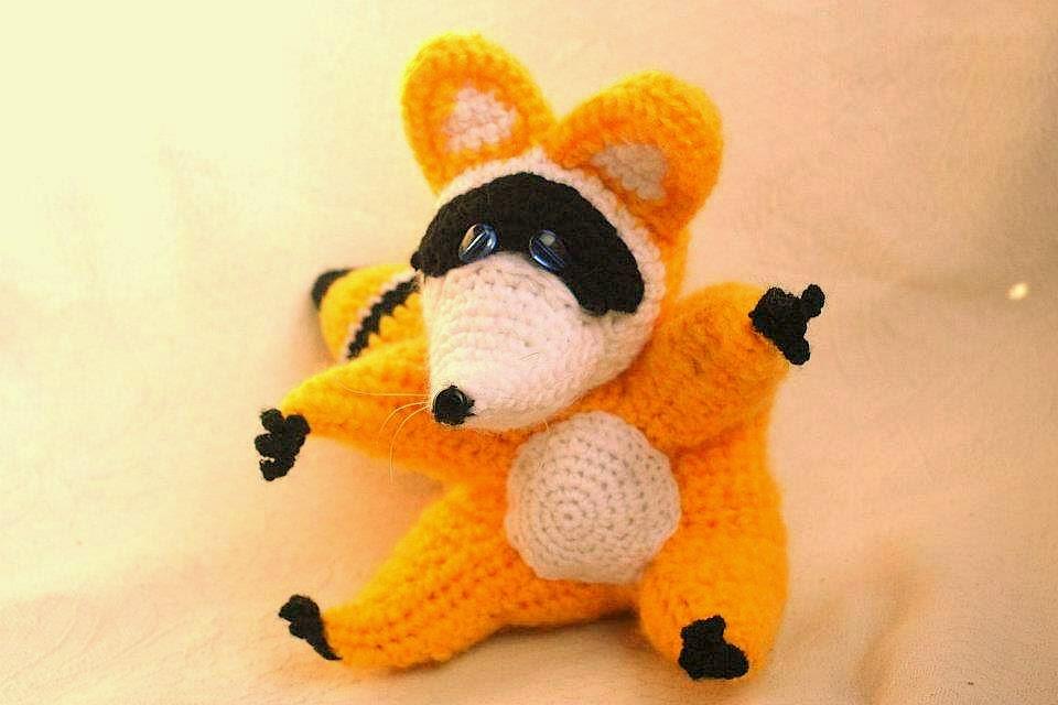 Amigurumi Raccoon Pattern Free : Turtle Whicky crochet
