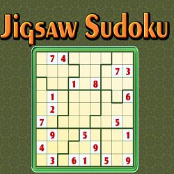 Online Jigsaw or Irregular Sudoku