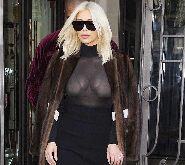 Desviemos la mirada hacia Kim Kardashian