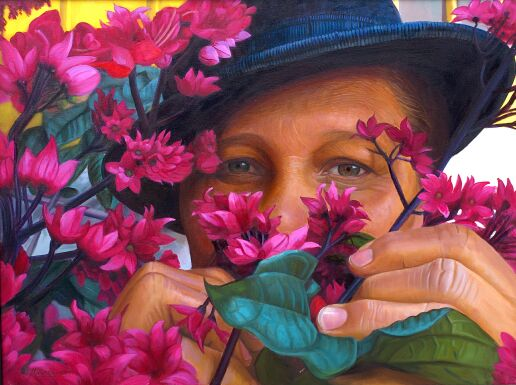 Marcos Damascena 1981 | Hyperrealist painter