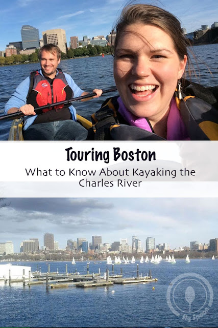 Touring Boston - What to Know About Kayaking the Charles River